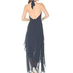 C/MEO COLLECTIVE Women's Allude Maxi Dress, Navy,